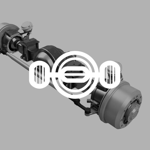 Drive Front Axle