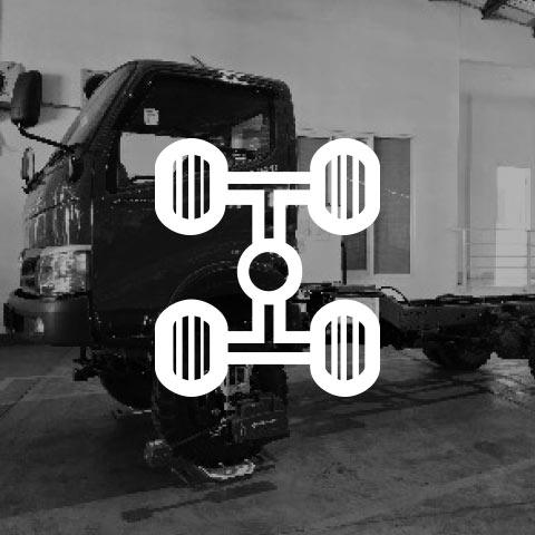 AWD Truck Manufacture
