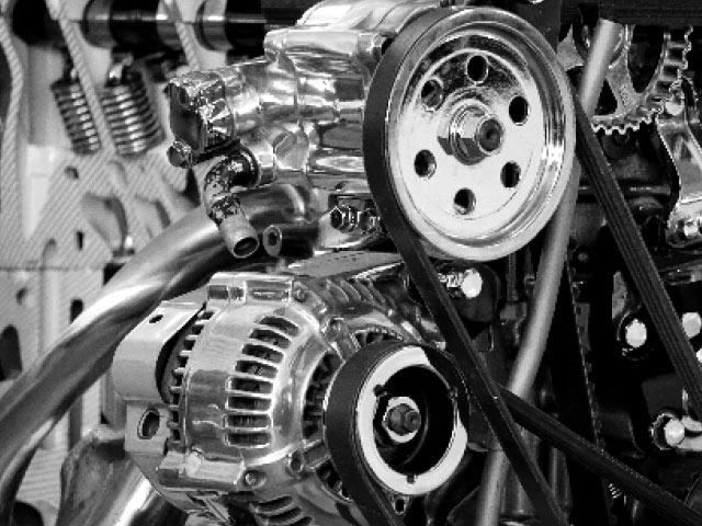 Guaranteed Parts and Maintenance
